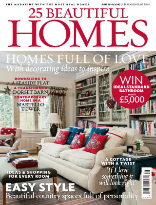 25 Beautiful Homes June 2014