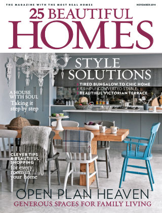 25 Beautiful Homes November 2014