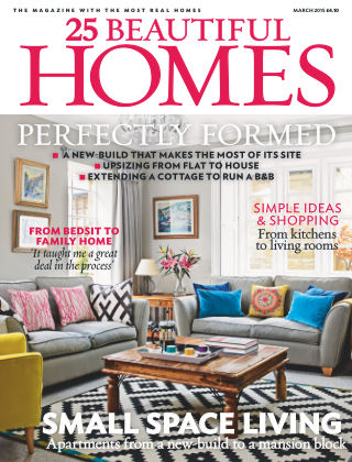 25 Beautiful Homes March 2015