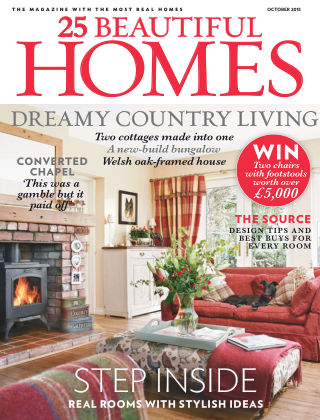 25 Beautiful Homes October 2015