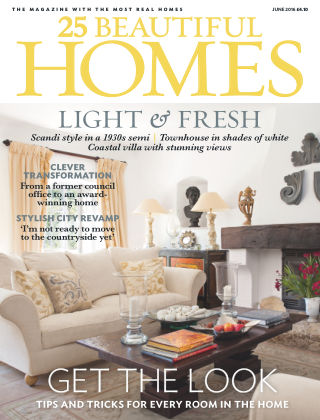 25 Beautiful Homes June 2016