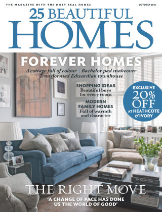 25 Beautiful Homes October 2016