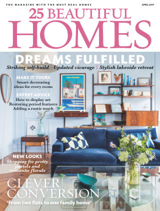 25 Beautiful Homes April 2017