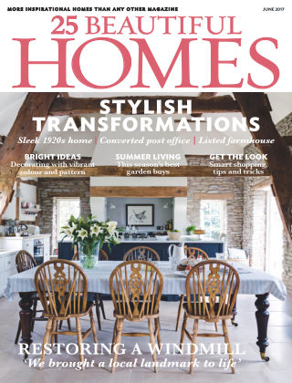 25 Beautiful Homes June 2017