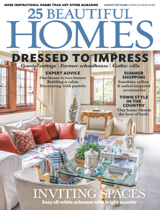 25 Beautiful Homes Aug 2017
