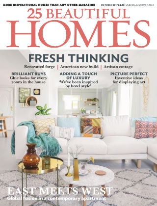 25 Beautiful Homes Oct 2017