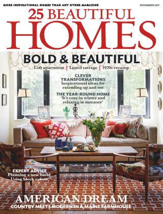 25 Beautiful Homes Nov 2017