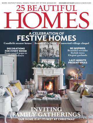 25 Beautiful Homes Dec 2017