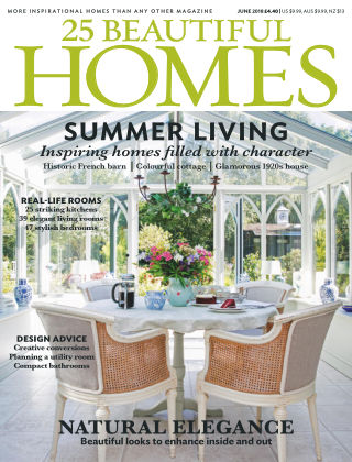 25 Beautiful Homes Jun 2018