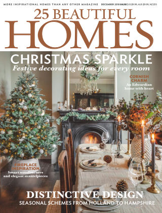 25 Beautiful Homes Dec 2018