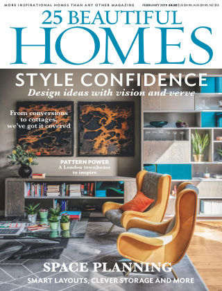 25 Beautiful Homes Feb 2019