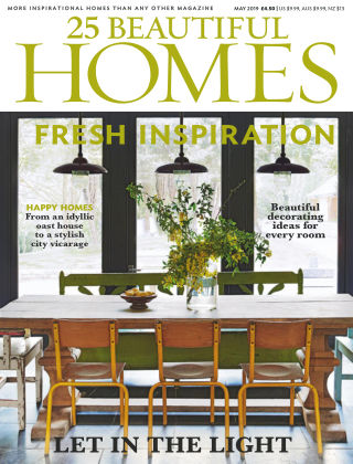 25 Beautiful Homes May 2019