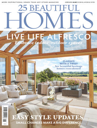 25 Beautiful Homes Jun 2019
