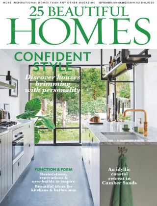 25 Beautiful Homes Sep 2019