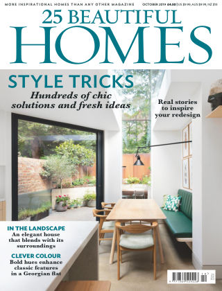 25 Beautiful Homes Oct 2019