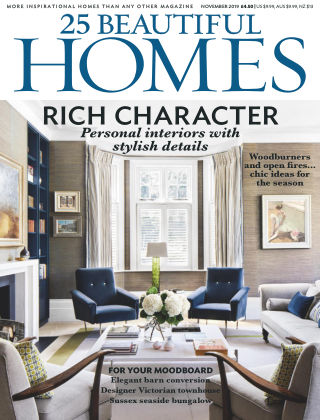 25 Beautiful Homes Nov 2019