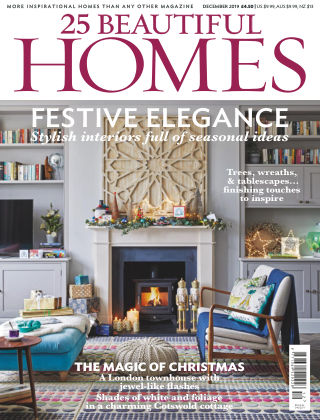 25 Beautiful Homes Dec 2019