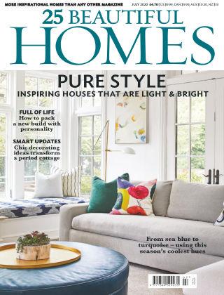 25 Beautiful Homes July 2020