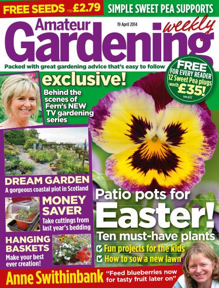 Amateur Gardening April 22, 2014 00:00