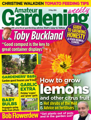 Amateur Gardening 31st May 2014