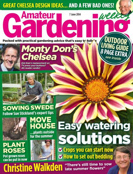 Amateur Gardening June 10, 2014 00:00