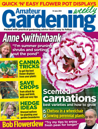 Amateur Gardening 14th June 2014