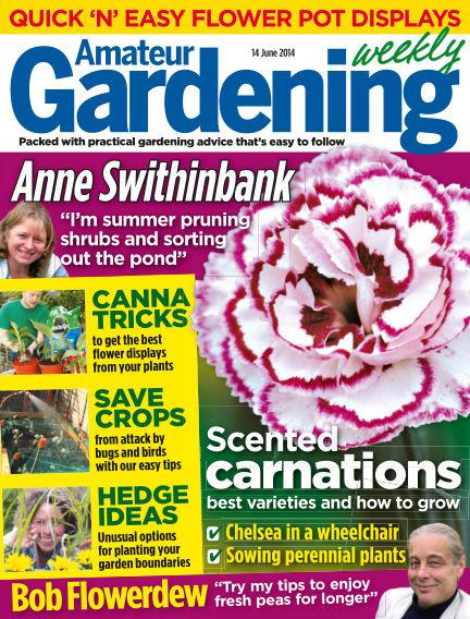 Amateur Gardening June 17, 2014 00:00