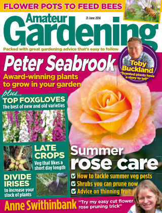 Amateur Gardening 21st June 2014