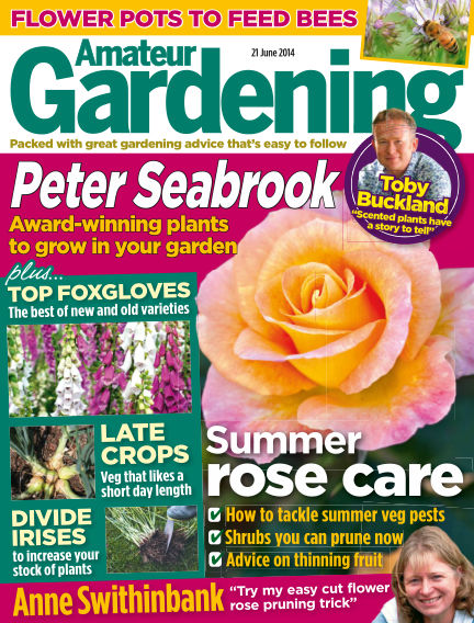 Amateur Gardening June 24, 2014 00:00