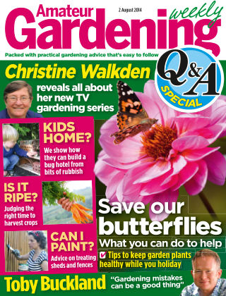 Amateur Gardening 2nd August 2014