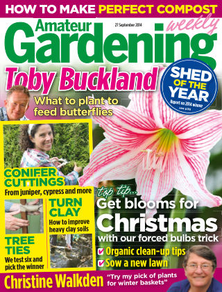 Amateur Gardening 27th September 2014
