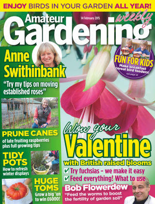 Amateur Gardening 14th February 2015
