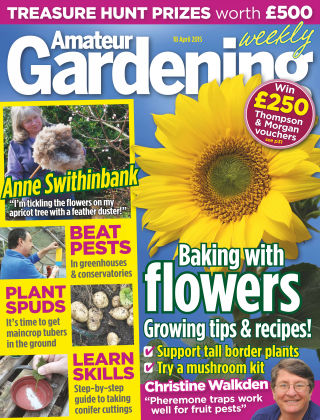 Amateur Gardening 18th April 2015