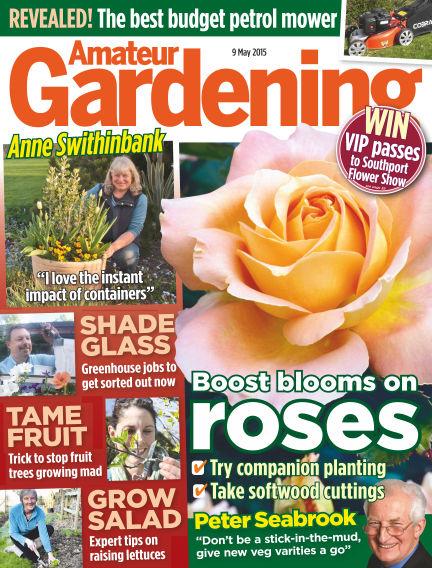 Amateur Gardening May 12, 2015 00:00