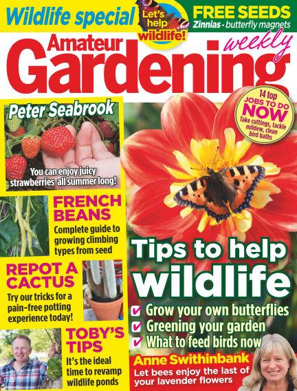 Amateur Gardening August 11, 2015 00:00