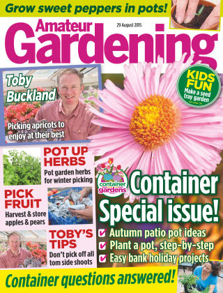 Amateur Gardening 29th August 2015