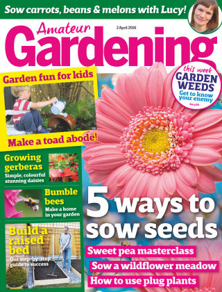 Amateur Gardening 2nd April 2016