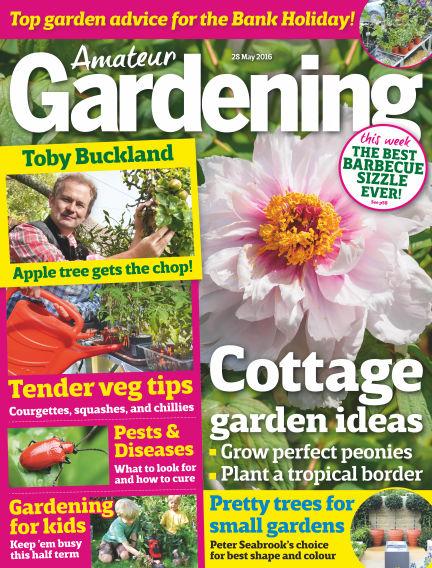 Amateur Gardening May 24, 2016 00:00