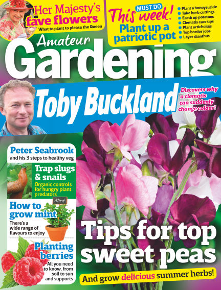 Amateur Gardening June 07, 2016 00:00