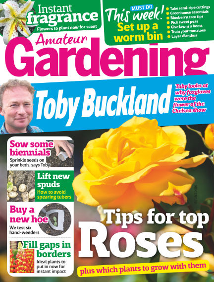Amateur Gardening June 14, 2016 00:00