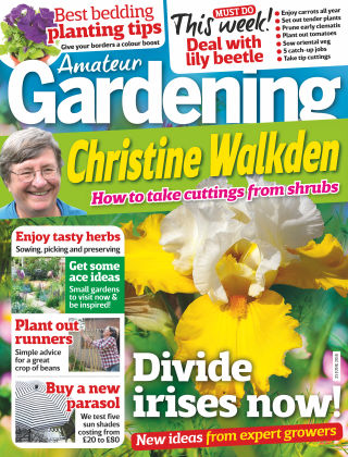Amateur Gardening 25th June 2016