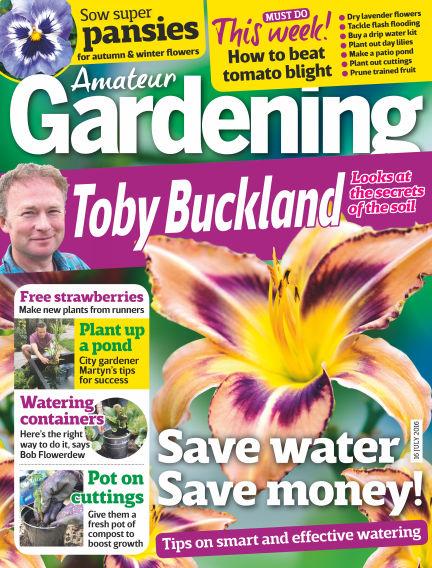 Amateur Gardening July 12, 2016 00:00