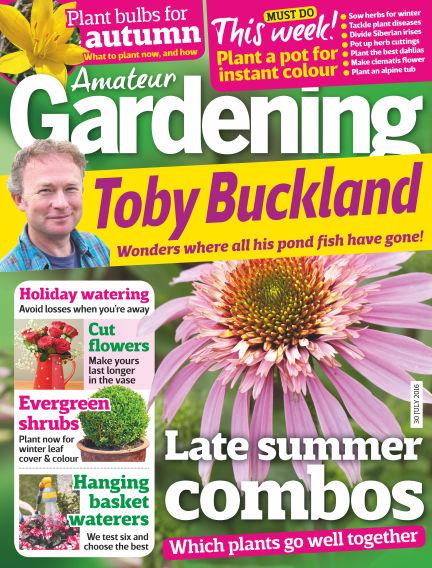 Amateur Gardening July 26, 2016 00:00
