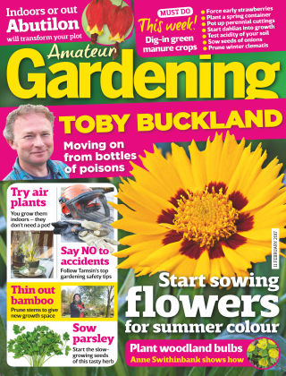 Amateur Gardening 11th February 2017
