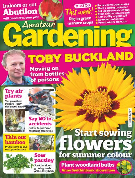 Amateur Gardening February 07, 2017 00:00
