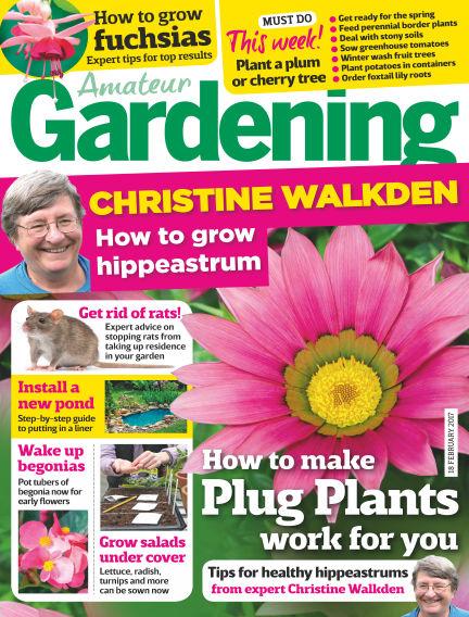 Amateur Gardening February 14, 2017 00:00