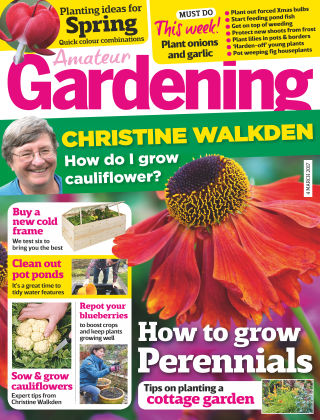 Amateur Gardening 4th March 2017
