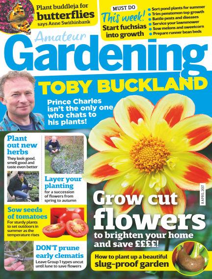 Amateur Gardening April 04, 2017 00:00
