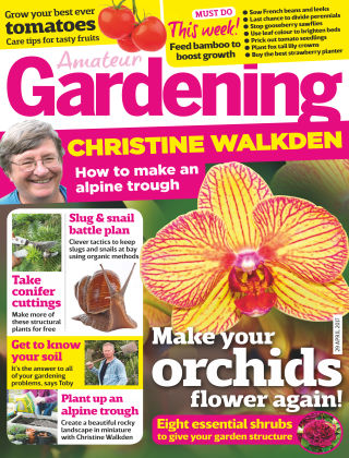Amateur Gardening 29th April 2017