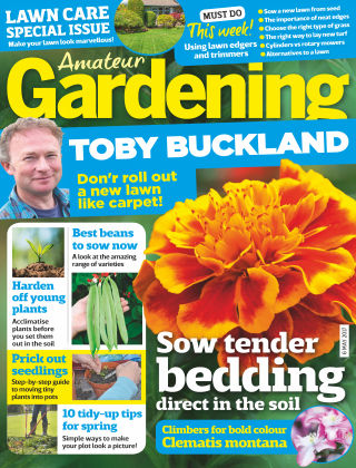 Amateur Gardening 6th May 2017